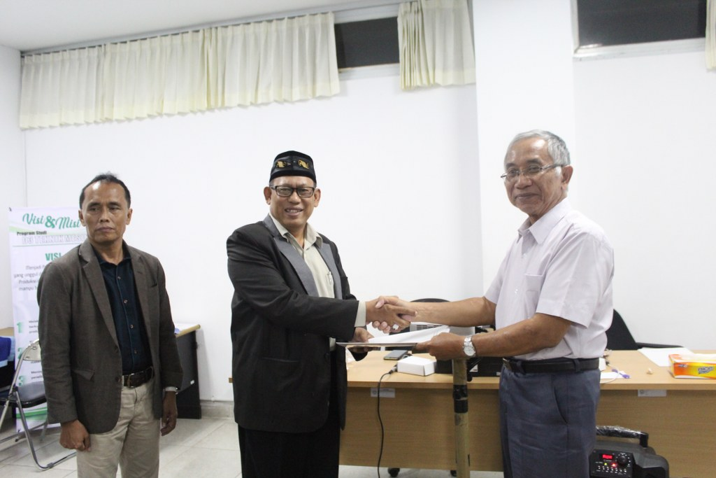 Assessment Lapangan Re-Akreditasi Program Studi DIII Teknik Mesin dan DIII Teknik Elektronika