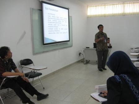Poltek Tegal Mengadakan Workshop Pembimbing Kerja Praktek Prodi Komputer