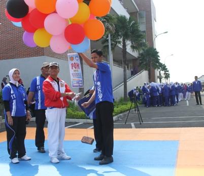 Pekan Olahraga Mahasiswa Politeknik Harapan Bersama Tegal