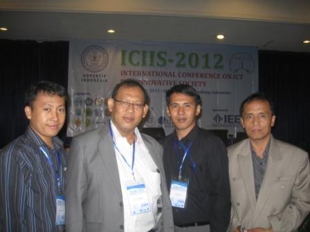 Partisipasi Poltek Tegal Pada ICIIS 2012