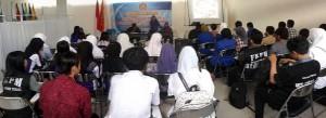 Sosialisasi Program Fasilitasi Area Kampus Bebas dari Asap Rokok