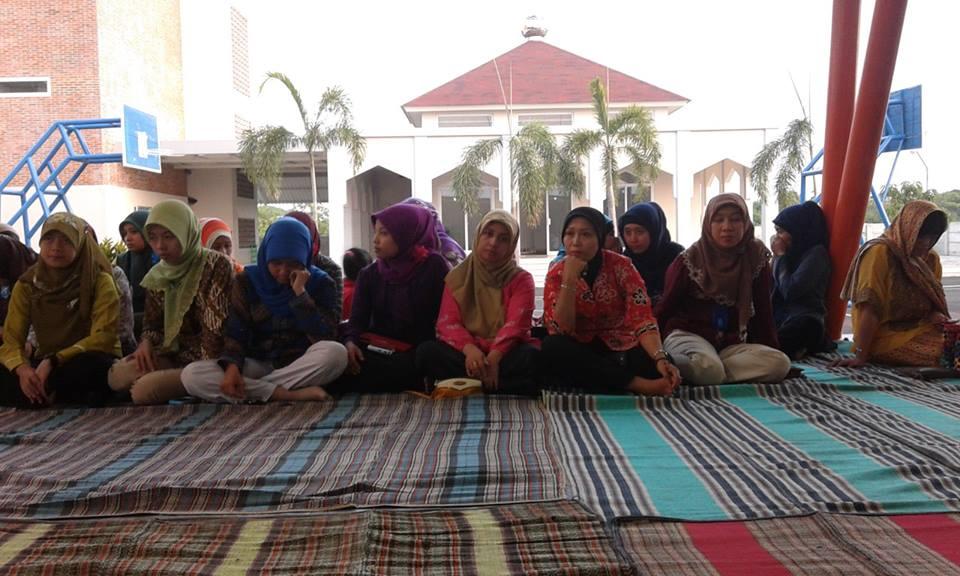 Jalin Silaturahmi, Poltek Harber Tegal adakan Buka Puasa Bersama