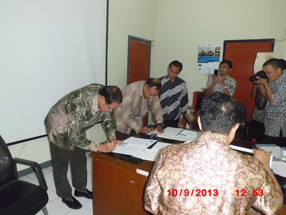 Kerjasama Universitas Diponegoro Semarang