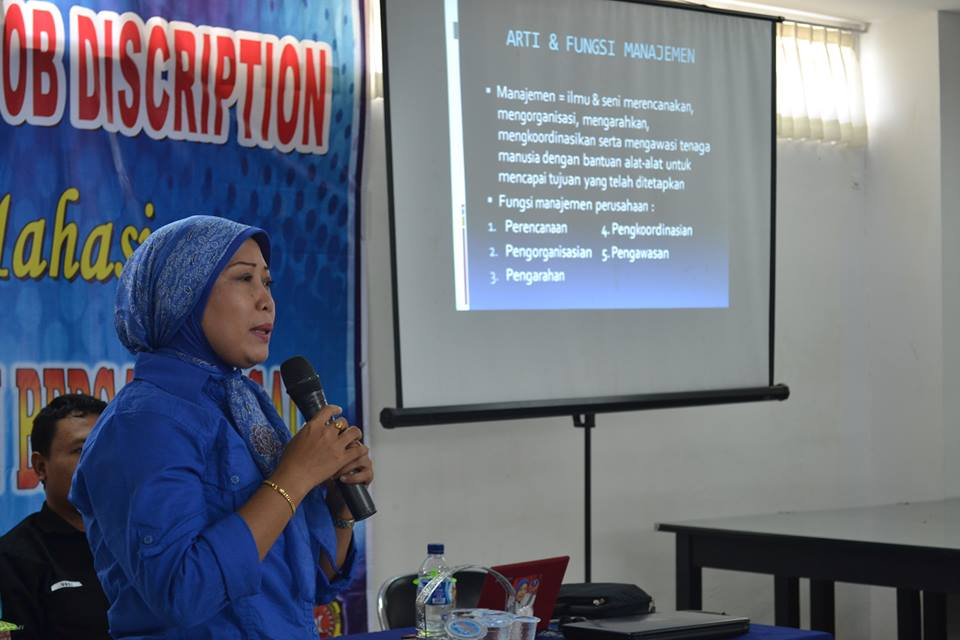Management and Job Description Ormawa Poltek HB Tegal