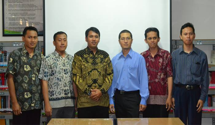 D4 Teknik Informatika PoliTeknik Harapan Bersama Tegal Jalin Kerjasama Dengan STMIK ProVisi Semarang