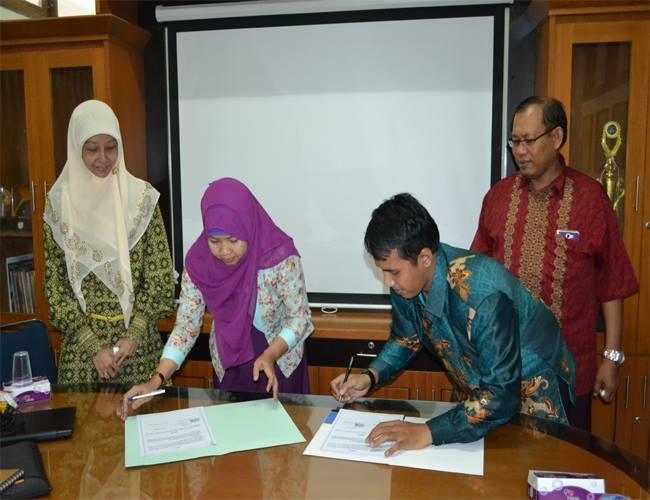 Prodi D4 Teknik Informatika Politeknik Harber Jalin Kerjasama dengan S1 Teknik Informatika UAD Yogyakarta