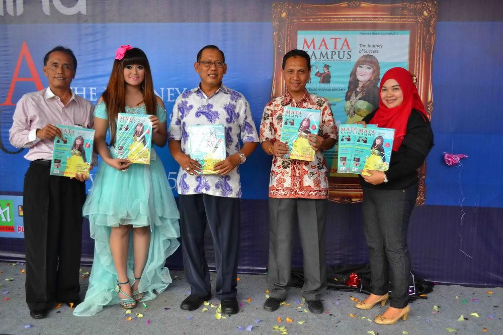 Launching Majalah Mata Kampus Politeknik Harapan Bersama Tegal