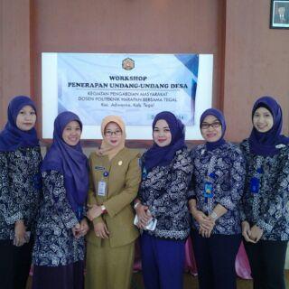 Workshop Penerapan Undang-Undang Desa No 6 Tahun 2014
