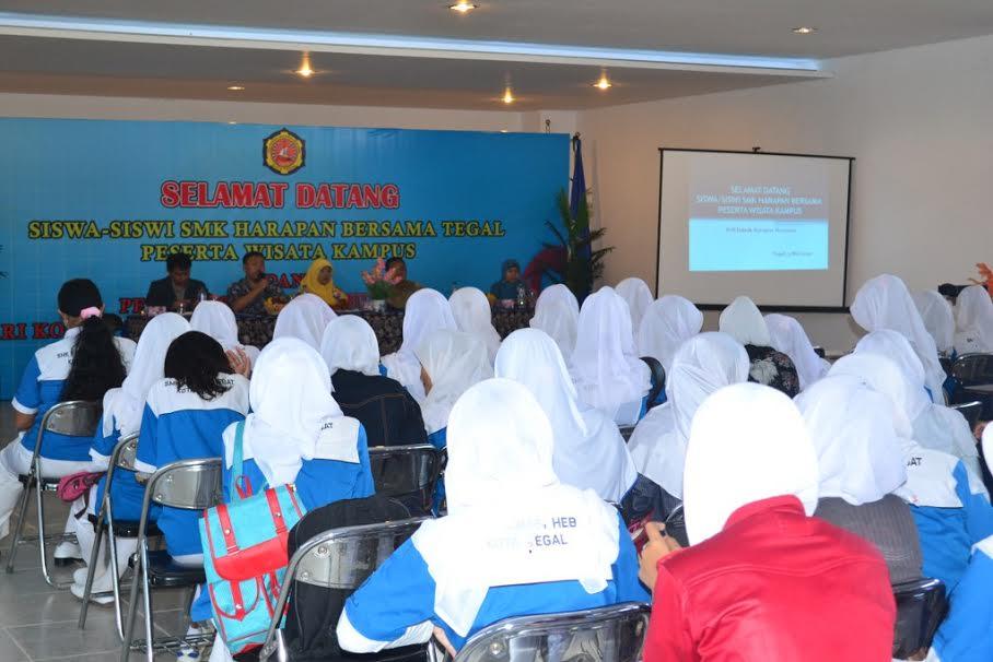 Wisata Kampus Smk Farmasi Harapan Bersama Tegal 2015