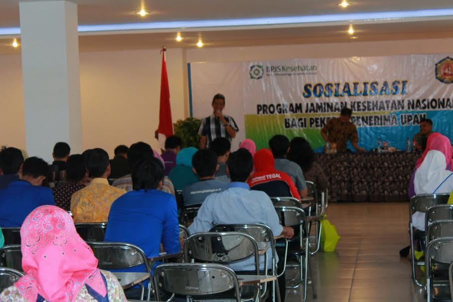 Politeknik Harapan Bersama Dukung Program Jaminan Sosial Kesehatan