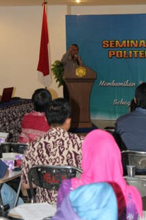Seminar Penelitian Dosen Politeknik Harapan Bersama Tegal