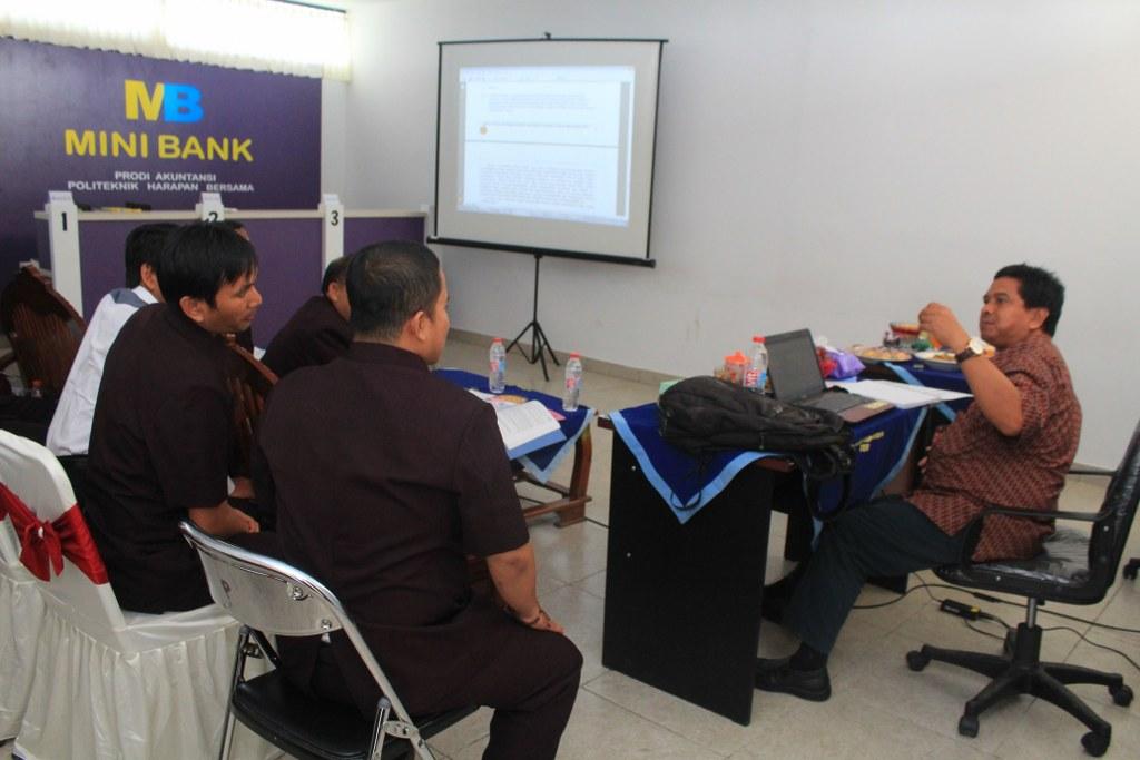 Prodi Akuntasi Politeknik Harapan Bersama Raih Predikat Akreditasi B dari BAN-PT