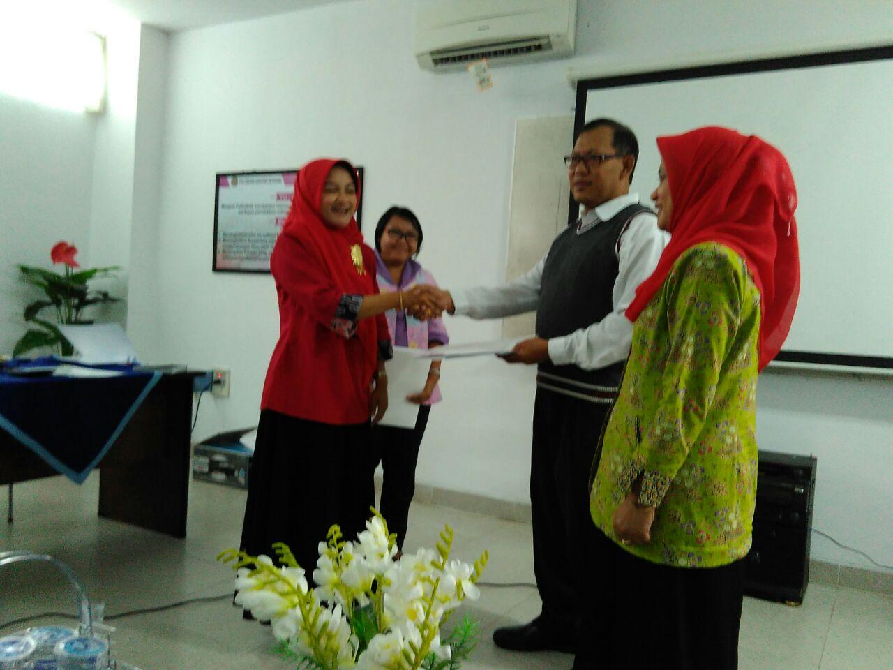 Re-Akreditasi Program Studi DIII Kebidanan Melalui LAM-PTKes