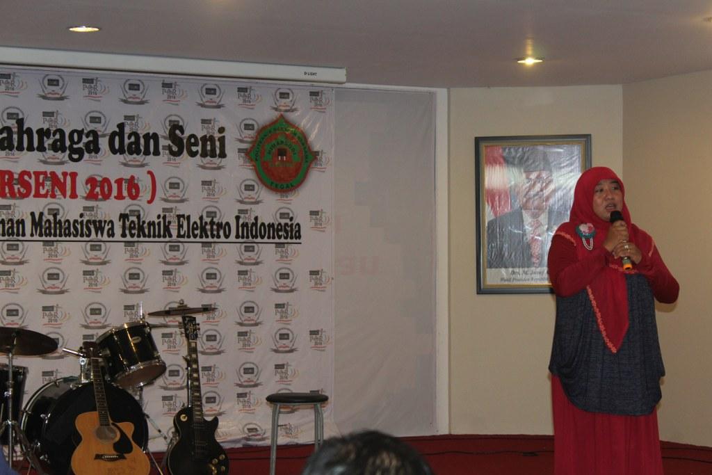 Porseni FKHMEI Jawa Tengah