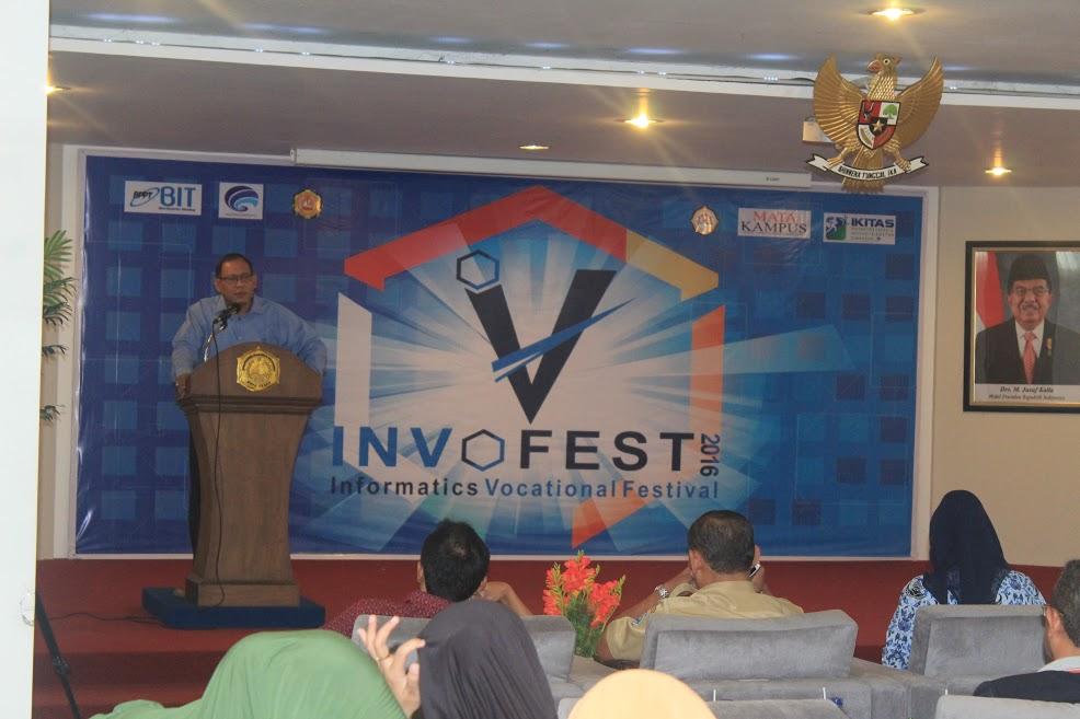 InVoFest 2016: Festival Akbar Kebanggaan Civitas PHB Tegal