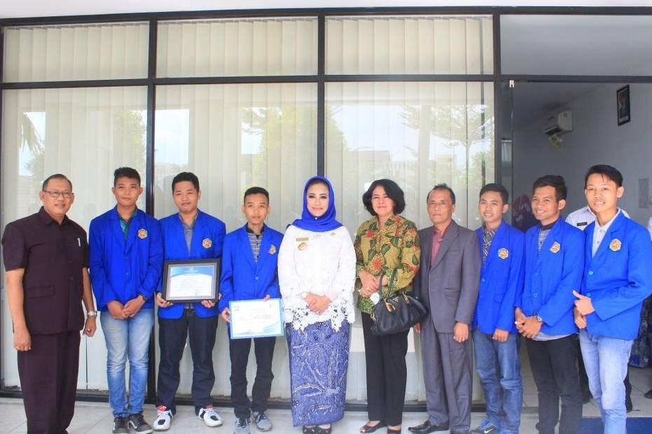 Mahasiswa Teknik Informatika PHB Raih Juara 1 Kreanova Kota Tegal