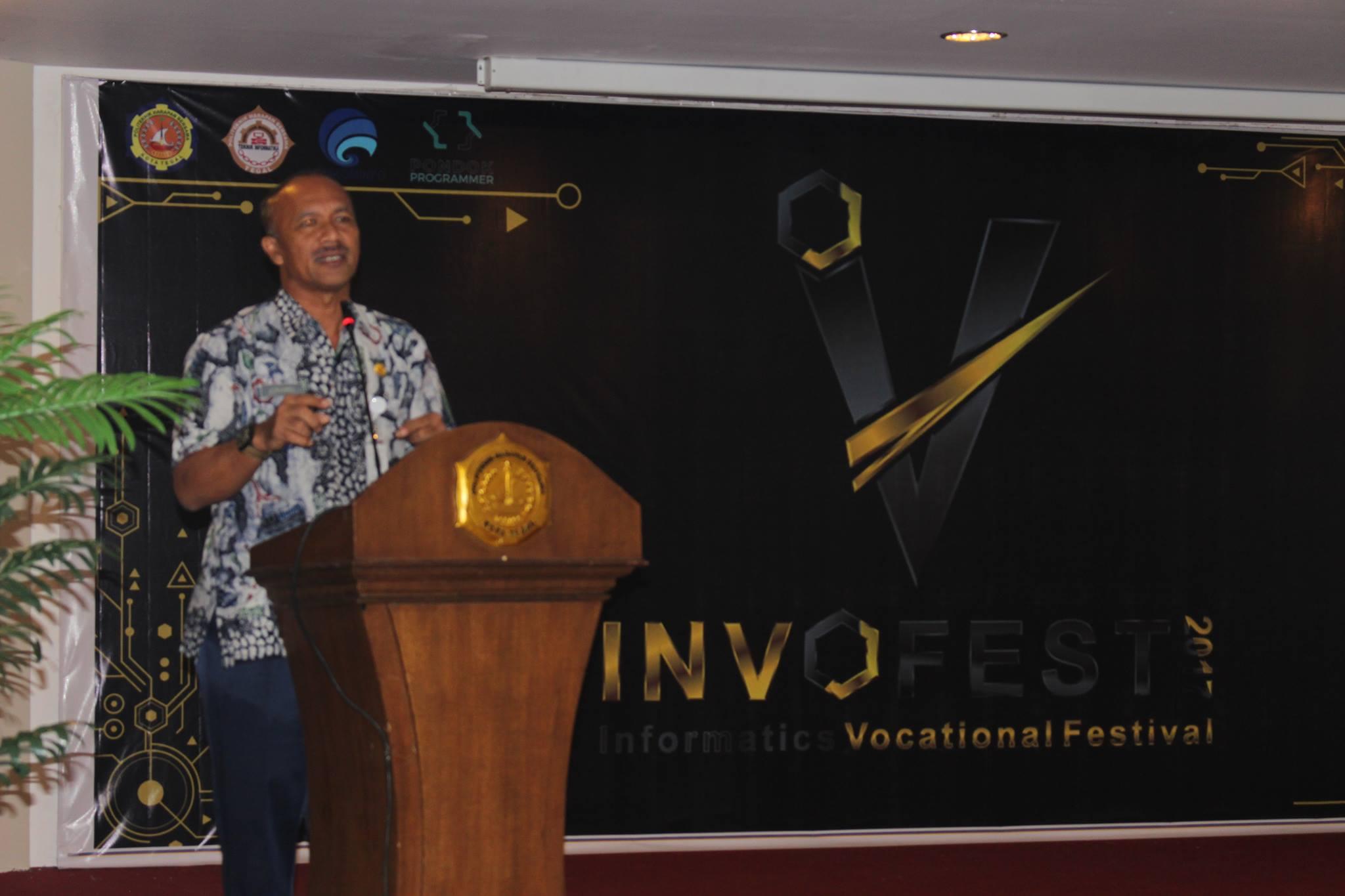 InVoFest 2017 : Membangun Kreativitas Pemuda Indonesia Dengan Aplikasi Smart City