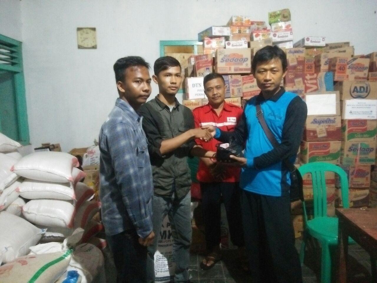 Mahasiswa PHB Peduli Bencana Puting Beliung