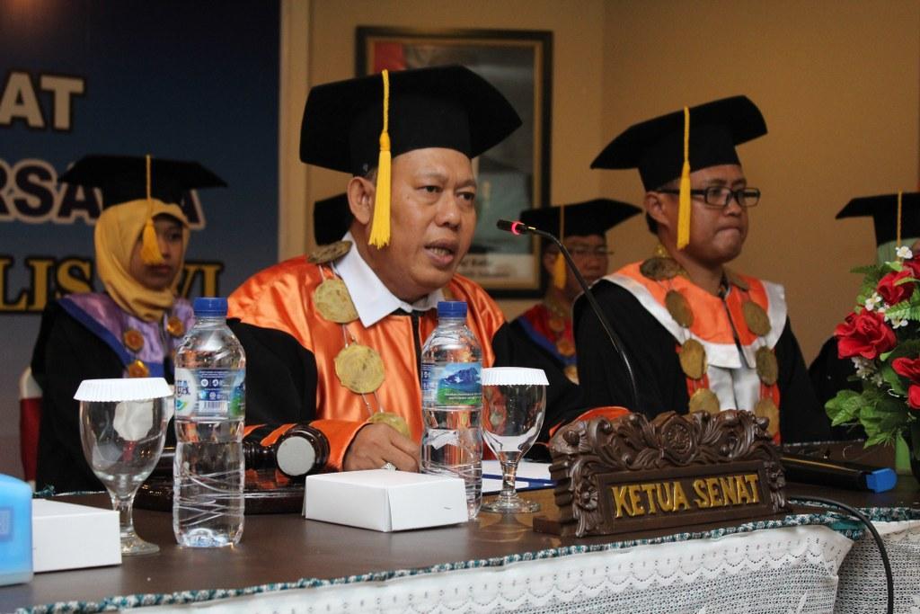 Menjadi Politeknik Terbesar Di Jawa Tengah