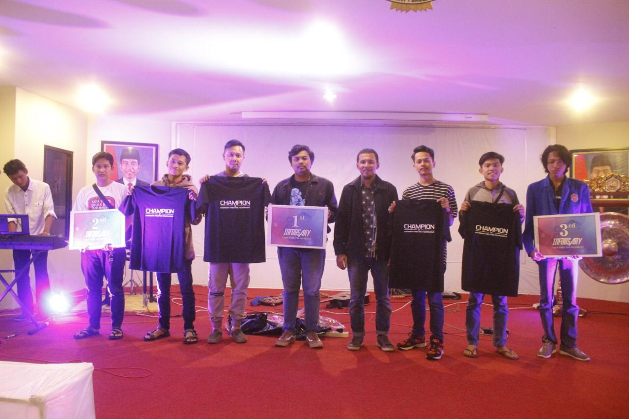 Anniversary 6th Prodi Teknik Informatika Politeknik Harapan Bersama