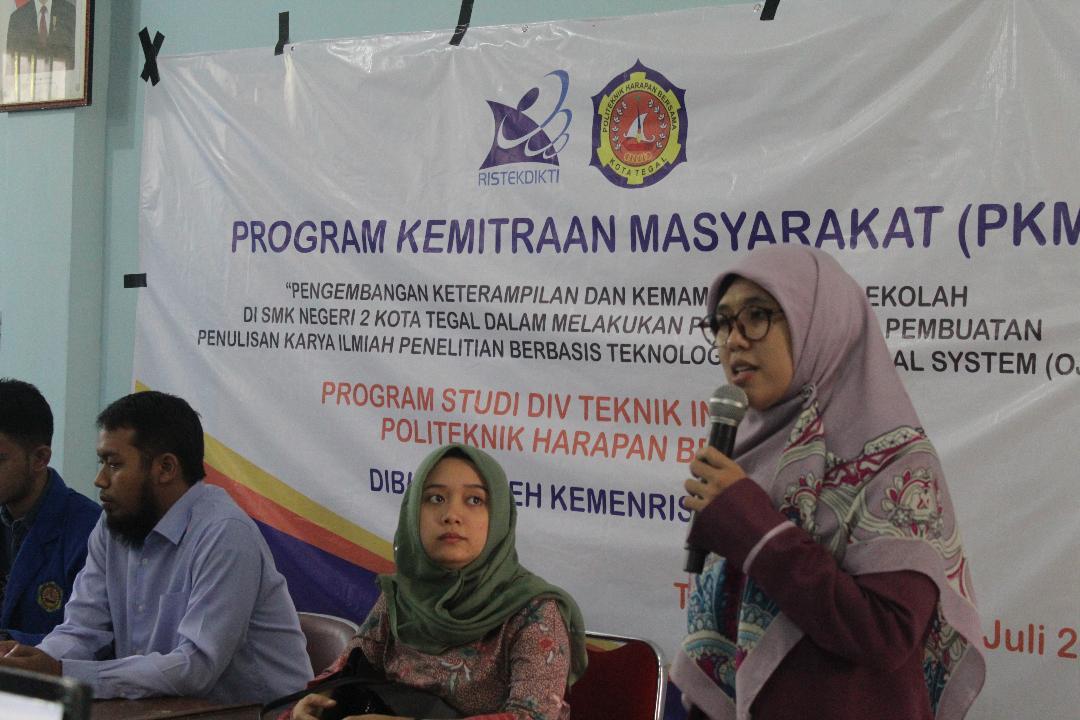 Tingkatkan Pengetahuan dan Keterampilan Guru Dosen PHB Adakan Workshop KTI