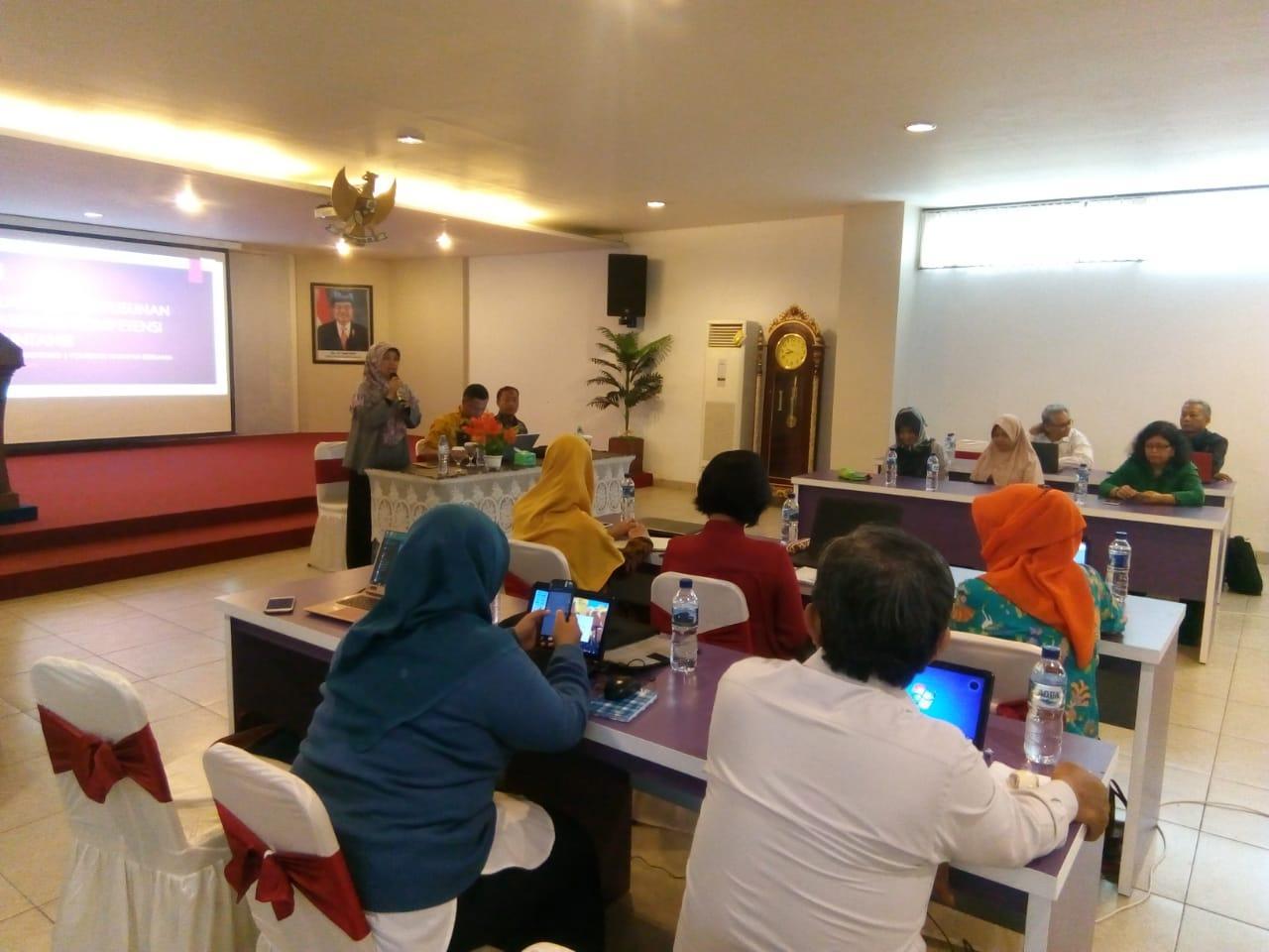 D3 Akuntansi PHB selenggarakan Pelatihan Asesor Teknisi Akuntansi Se-Jawa Bali