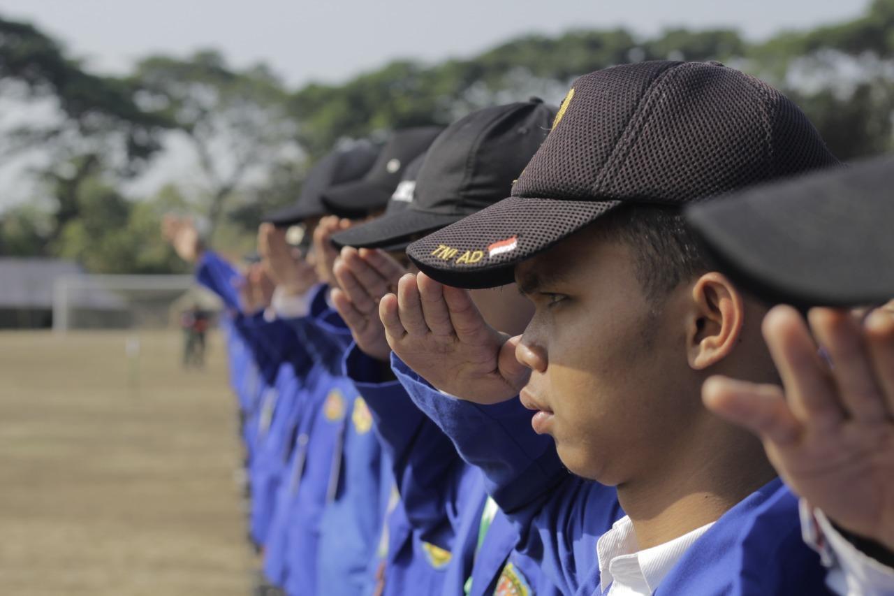 Pendidikan Karakter Mahasiswa Baru Angkatan 2019