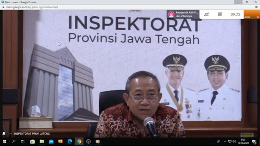 Prodi S.Tr Akuntansi Sektor Publik PHB Gandeng IAI Wilayah Jateng dan Menteri ESDM RI Periode 2014-2016 Pada Webinar Nasional