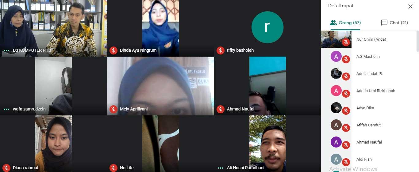 Perkenalkan Dunia Kampus Lewat Virtual