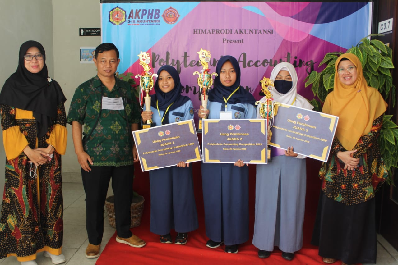 Polytechnic Accounting Competition Wadah Siswa Berprestasi