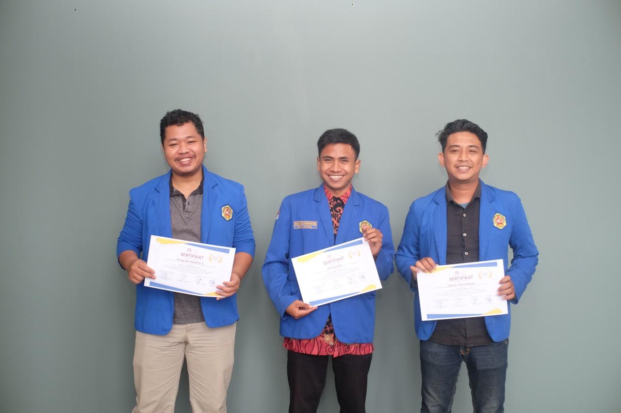 """Paperless"" Karya Mahasiswa TI PHB Juara Nasional"