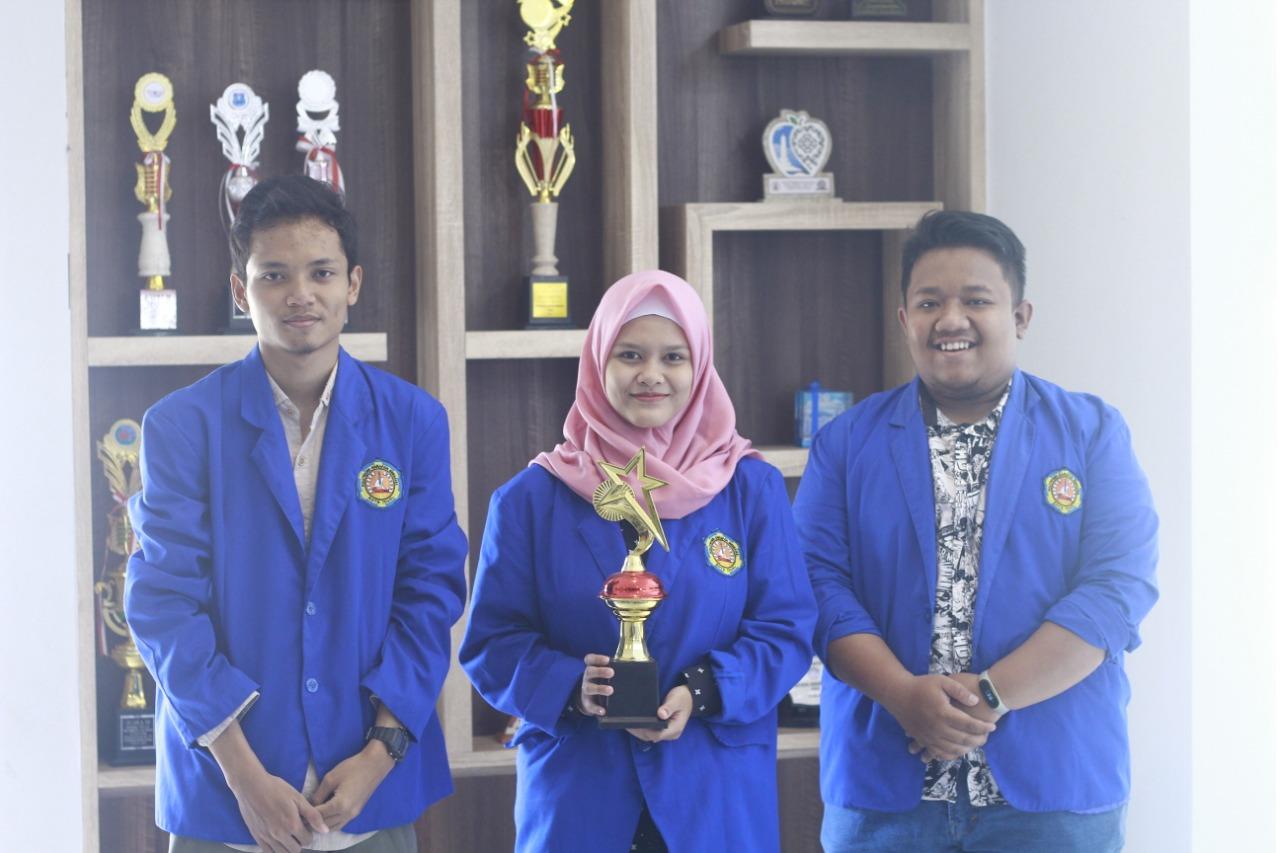 Dolan Jateng karya Mahasiswa TI PHB Juara Tingkat Nasional
