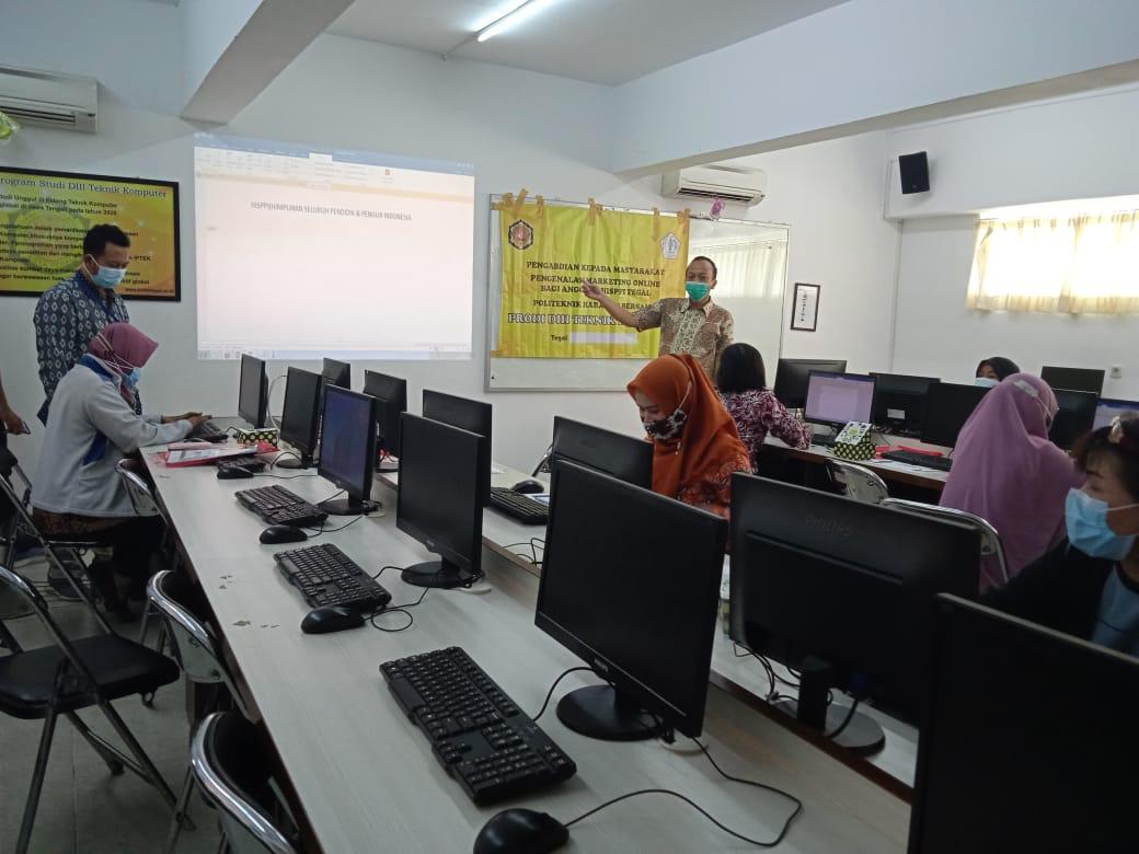 PHB Beri Pelatihan HISPPI Kota Tegal
